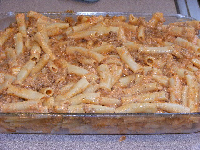 Baked Ziti The Happy Housewife Cooking