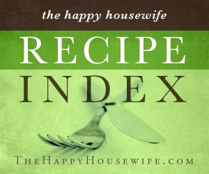 recipe-index