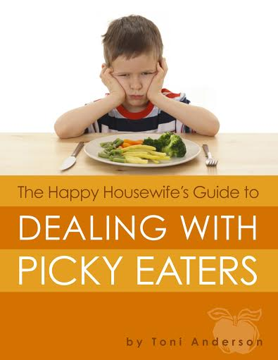 dealing with picky eaters flat image