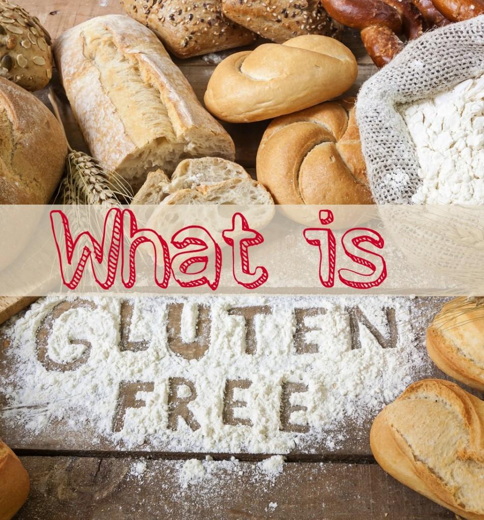 what is gluten free