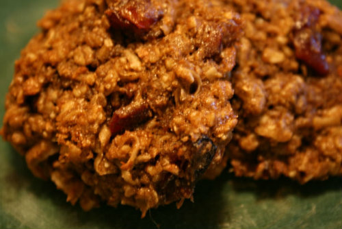 Cranberry Coconut Breakfast Cookies