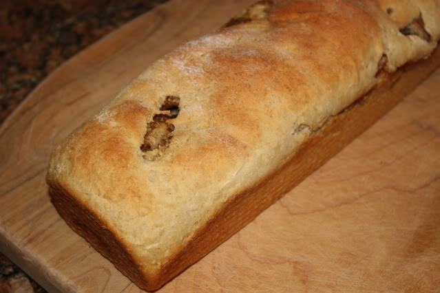 Maple Oat Bread with Cinnamon Swirl - The Happy Housewife ...