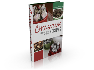 Christmas Recipes Cover image