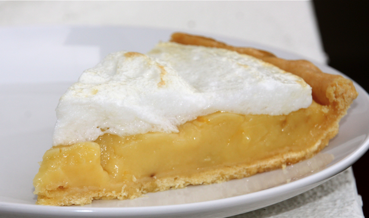 Lemon Meringue Pie - 9 Delicious Lemon Recipes at The Happy Housewife