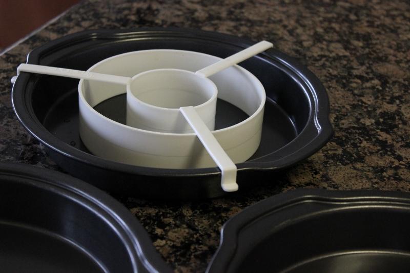 Split Ring Cake Pans