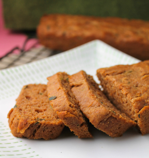 7 Delicious Ways to Use Zucchini (Gluten-Free Zucchini Bread) at The Happy Housewife