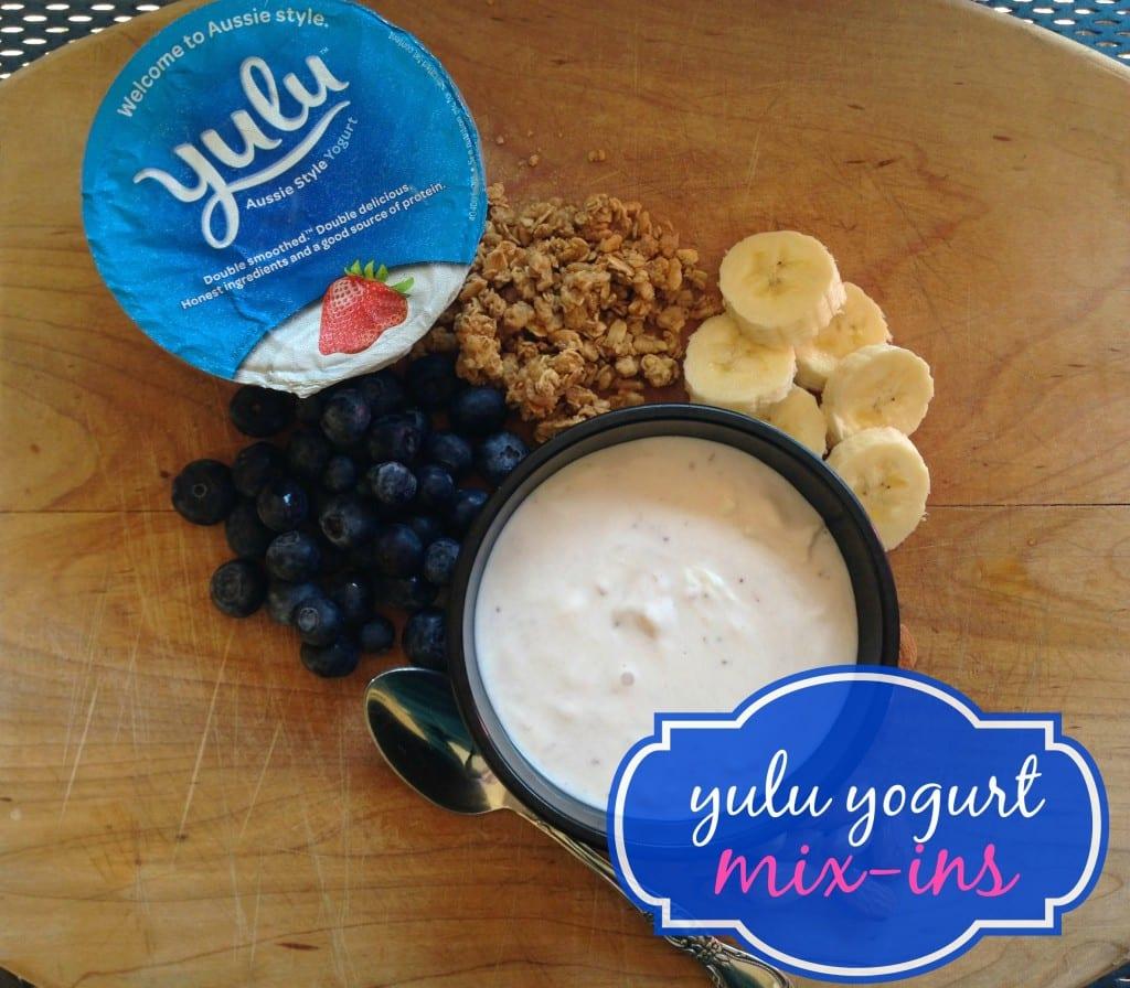 yulu yogurt mix ins