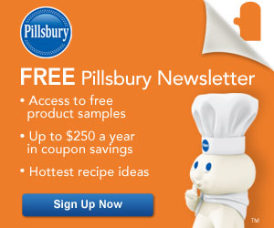 Free Pillsbury Newsletter with up to $250 Ann…