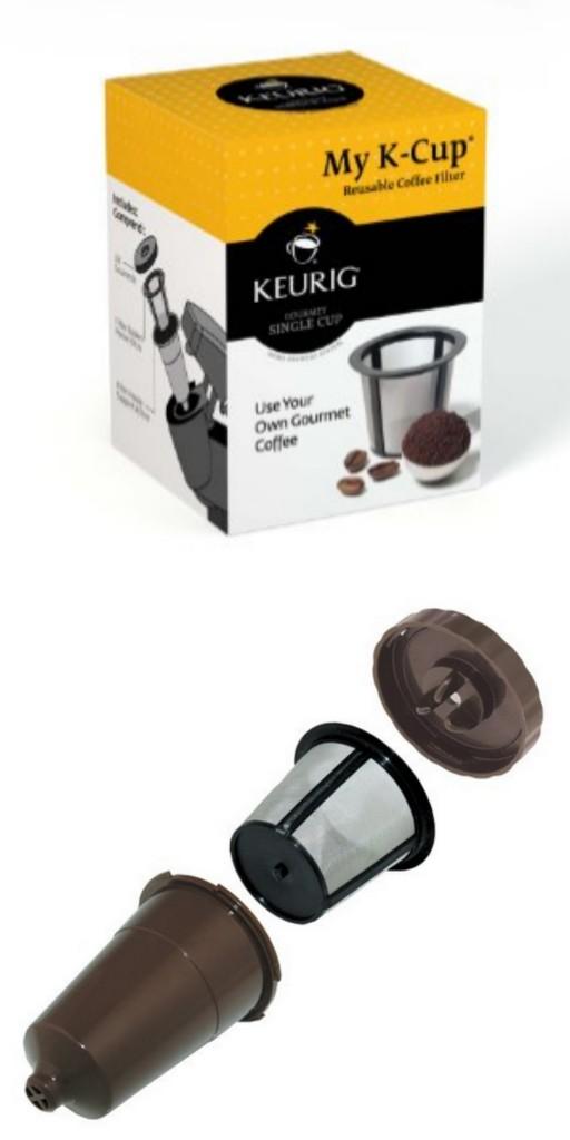 k-cup reusable filter