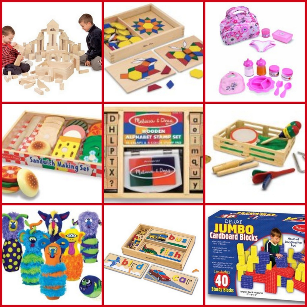 Melissa & Doug Toy Sale