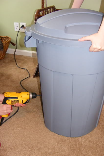 diy compost bin 3