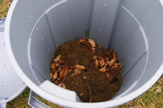 diy compost bin 6