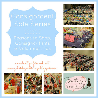 Children's Consignment Sales