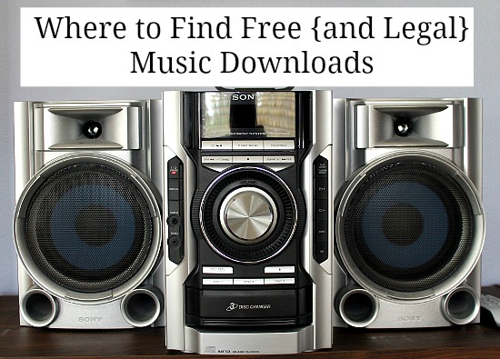 Where to find free and legal music - a list of resources for free MP3 downloads