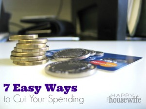 cut your spending Tweet this video - saving money isn't easy we all seem to think that if we just made a little bit more we would finally have.