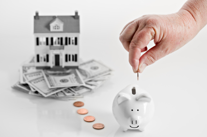 How to Save for a Down Payment While Renting | The Happy Housewife