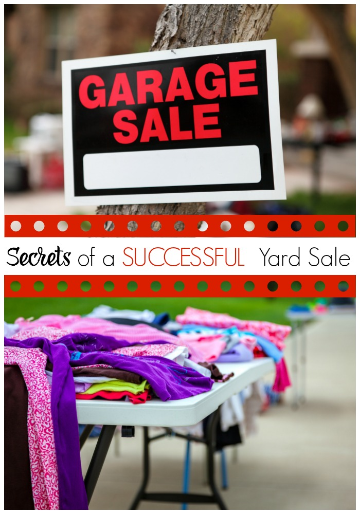 These 10 steps to a successful yard sale are sure to help you get rid of items you no longer need and make some extra cash while you're at it.