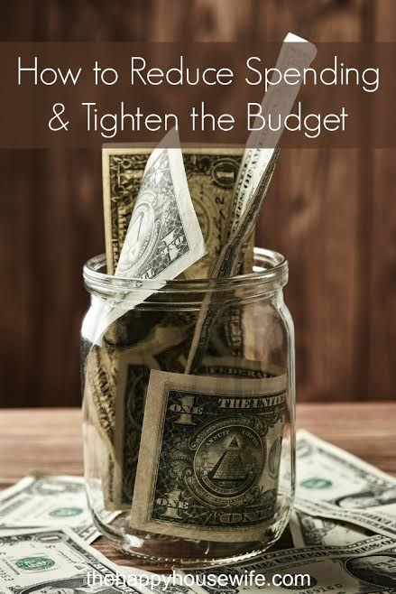 Learning how to reduce spending and tighten that budget is possible, if you have the right tips and find a formula that works for you.