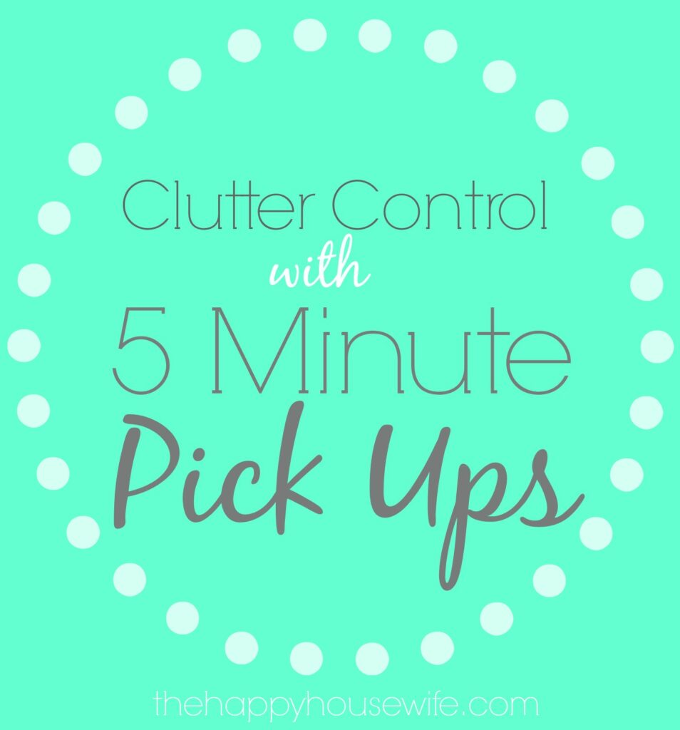 clutter control post