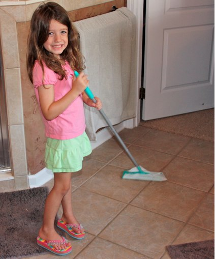 Age Appropriate Chores For Kids The Happy Housewife