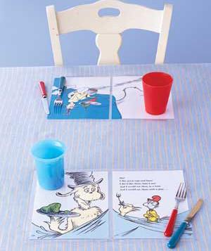 Cartoonbook table 300