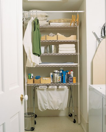 Laundry room organization determine its purpose the - Laundry room organizing ideas ...