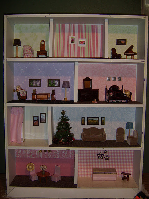 DIY Dollhouse - The Happy Housewife™ :: Home Management
