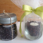Aromatic Coffee Bean Candles