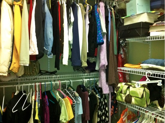 Spring Cleaning: Storing Seasonal Items