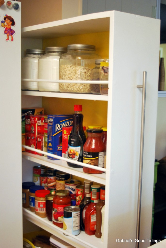 build your own pantry the happy housewife home management