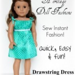 Drawstring-Dress-Pattern-for-AG-Dolls-231x300