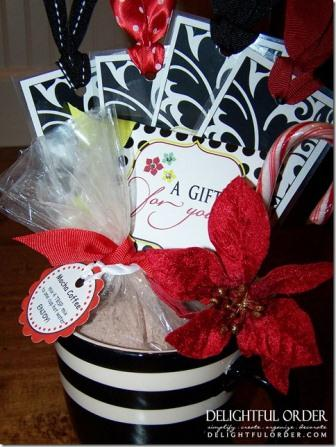 Teacher Gift: Homemade Christmas Gifts - The Happy Housewife ...