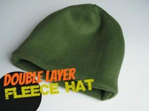 Fleece Hat Homemade Christmas Gifts The Happy Housewife