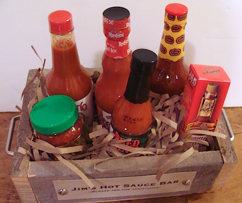 hot sauces for gift