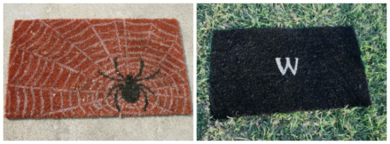 Door Mat Collage
