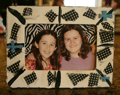 Frame Party for Tweens ideas