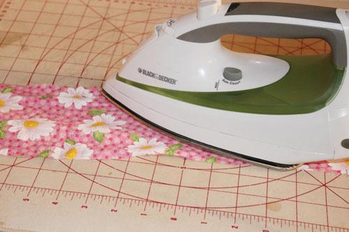 Scrap Fabric Tutu 3