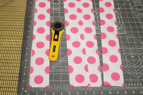 Scrap Fabric Tutu 5