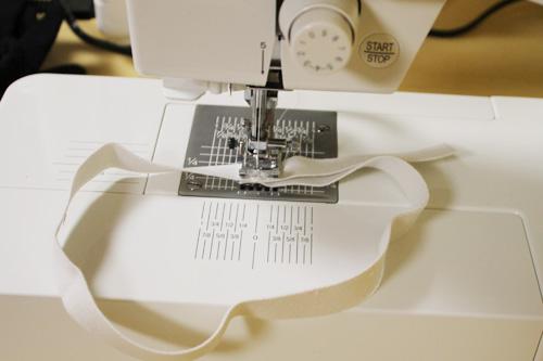 Scrap Fabric Tutu 6