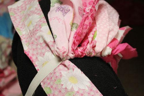 Scrap Fabric Tutu 8