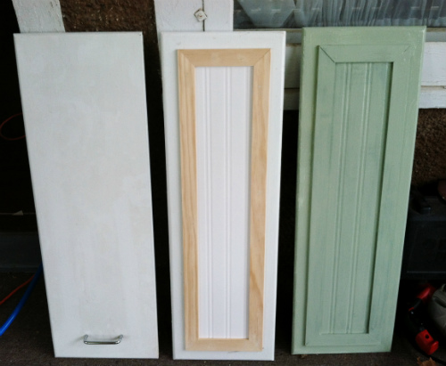 diy kitchen cabinet doors refacing 2