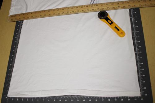 T-Shirt Shrug 2