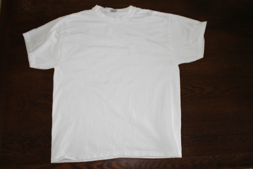 T-shirt Shrug 1