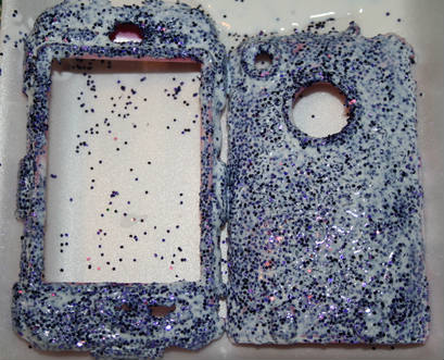 How to Bling an Otterbox (step 5) | The Happy Housewife
