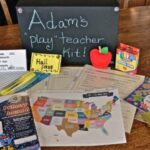 Play Teacher Kit: Homemade Christmas Gifts | The Happy Housewife