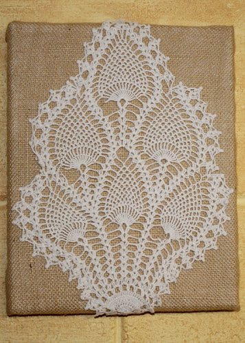 Doily Wall Decor The Happy Housewife Home Management