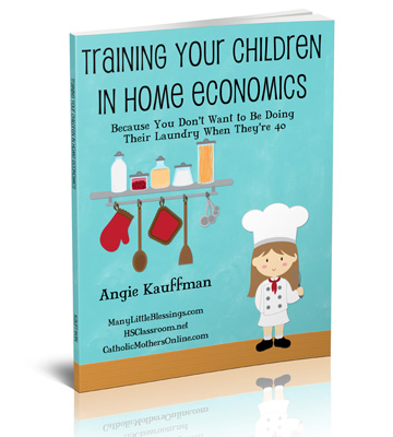 50 off ebook sale training your children in home for Home economics