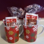 peppermint hot chocolate stirrers