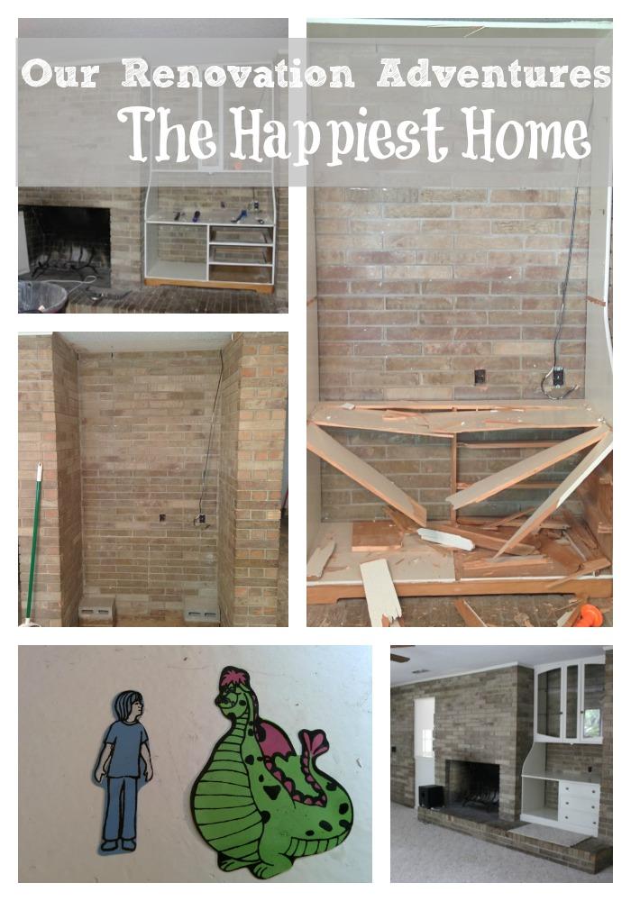 Renovation Adventures Day 10