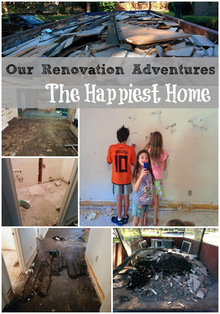 Renovation Adventures Day 12